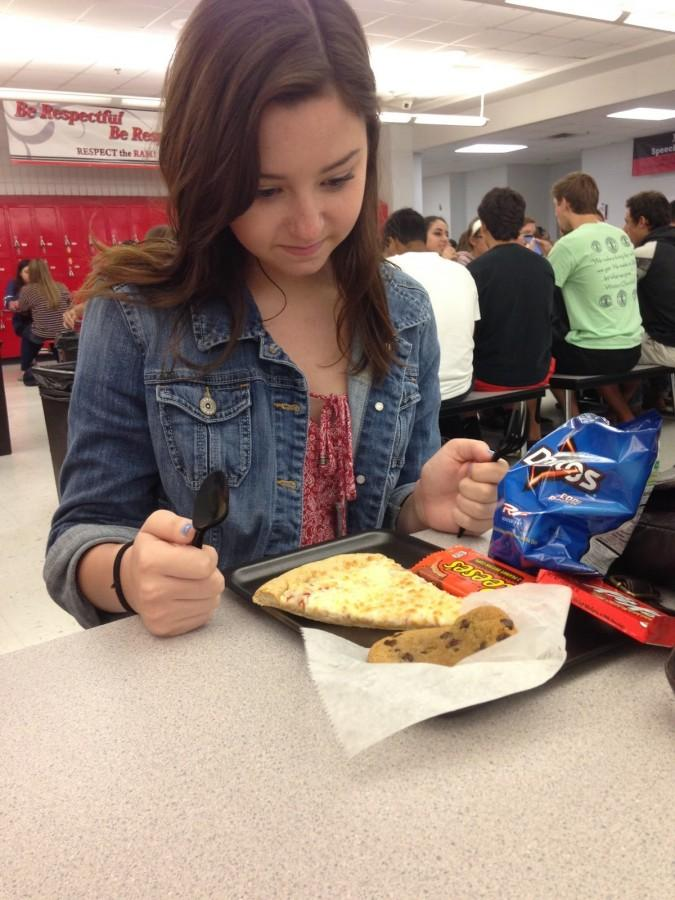 School Lunches: Balancing Between Nutrition and Expenses