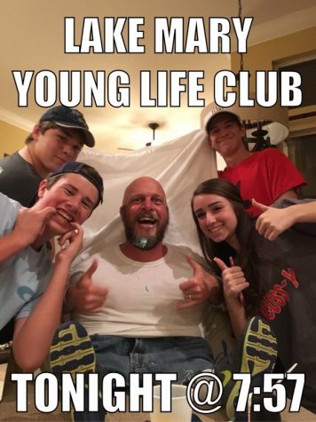 Kirsten's Korner: YoungLife? What's That!