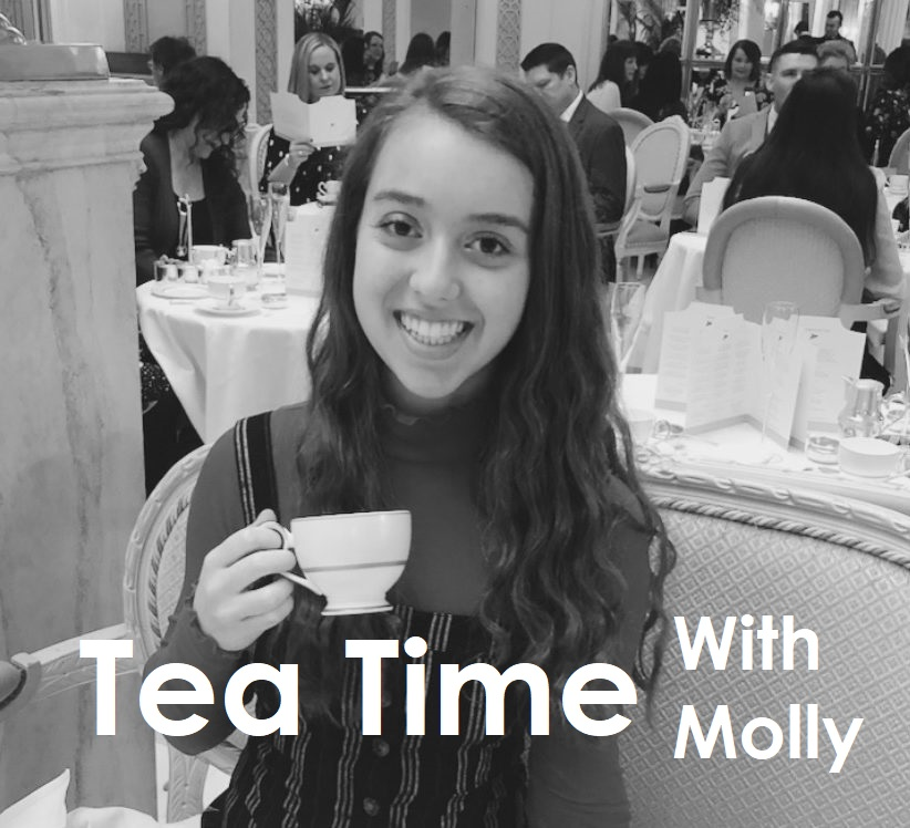 Tea Time with Molly: Dr. Reynolds