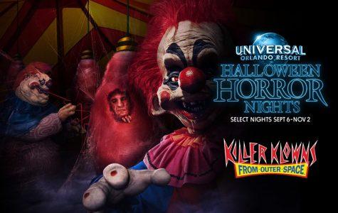 Halloween horror nights vs Petrified Forest