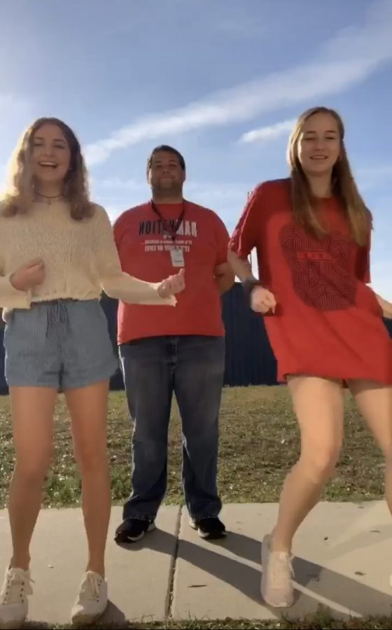 Tik Tok Interview with Mr. Donnelly