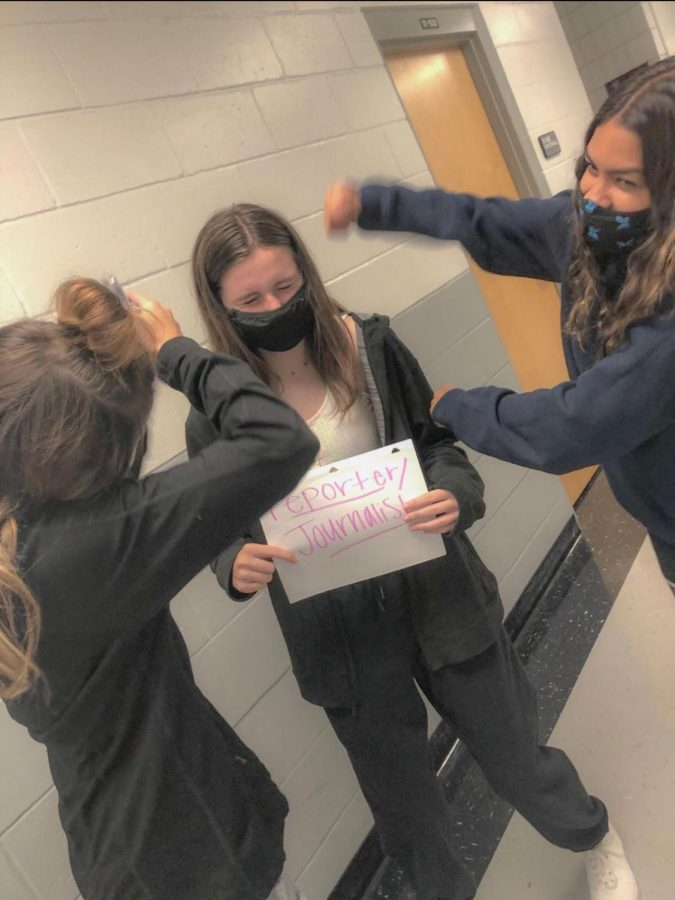 Are Reporters Really the Enemy?
