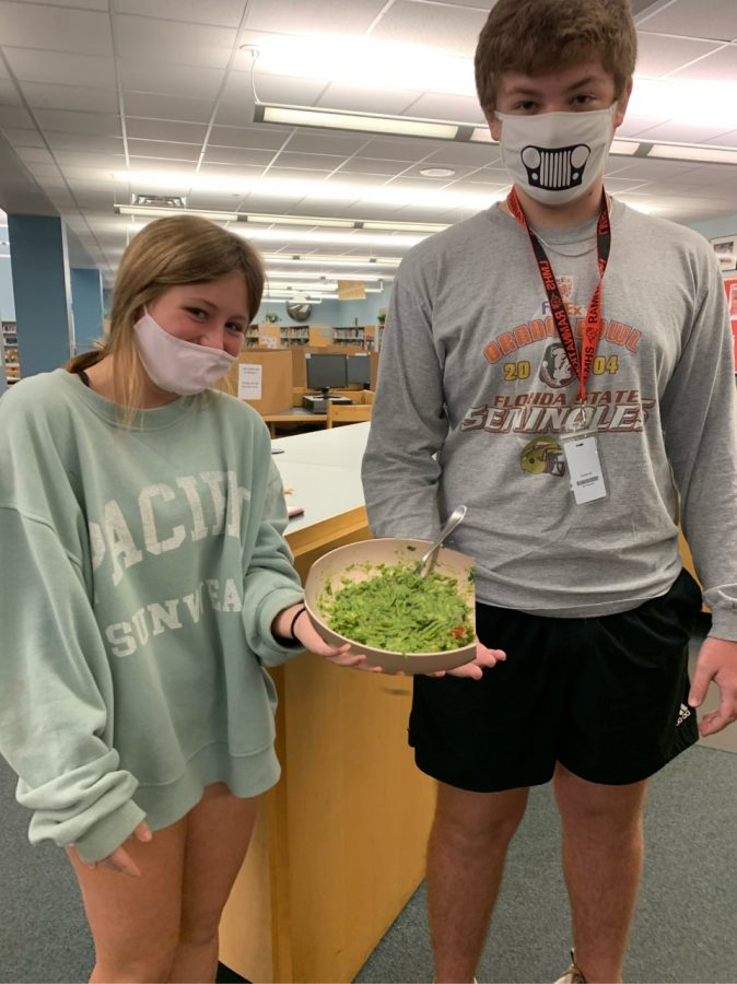 Get Your Man with My Guac