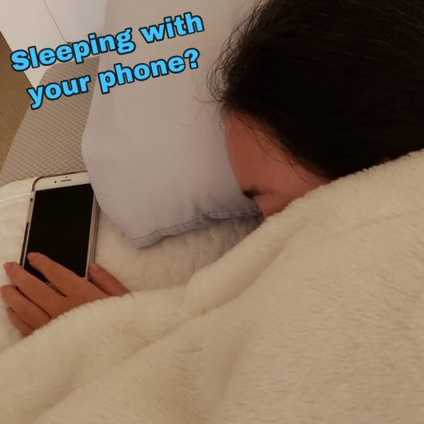 Do you sleep with your phone?