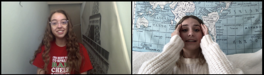 Tea Time with Molly & Shelby: Scary Clocks