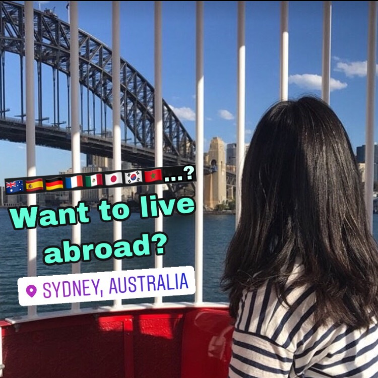 Want to live abroad?